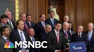 connectYoutube - Are Republicans Losing The Messaging Game On Their Tax Plan? | Morning Joe | MSNBC