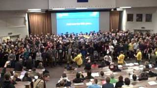 The FOSDEM Dance 2010