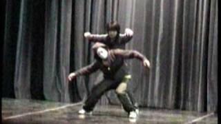 Glebe Talent show 2008 - NT & PHIL