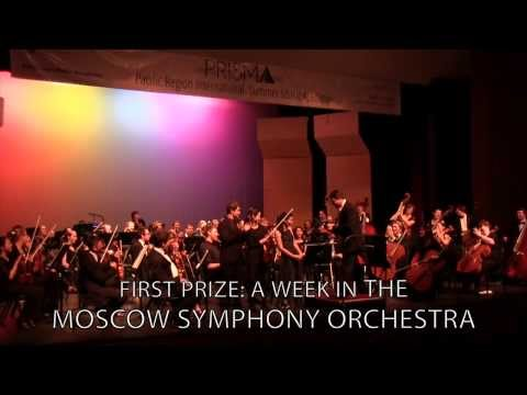PRISMA - Pacific Region International Summer Music Academy