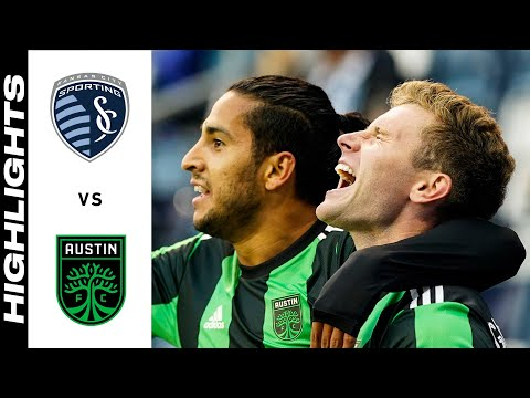 Kansas City Austin FC Goals And Highlights