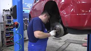 Техническое обслуживание Suzuki Grand Vitara в Техцентр50 г. Видное