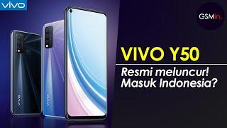 RESMI!!! | VIVO Y50 Meluncur | Harga dan Spesifikasi Indonesia