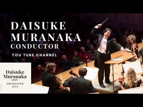 "Daisuke Muranaka Conducts Ravel ""Ma Mere L'Oye"" Suite No.5 ©AfiA LLC."