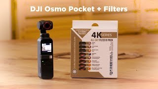 Shoot Cinematic Footage with the DJI Osmo Pocket