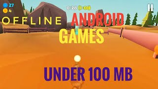 Top 10 Offline Android Games under 100MB 2018