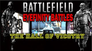 Battlefield 4 Eyefinity Battles - THE HALL OF VICTORY - Triple Display Gameplay