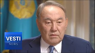 Old Friends: Kazakhstan's Nazarbayev Reminisces About Relationship With Putin Over the Years