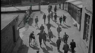 Post-blitz Coventry, July 1945 RAF War Film