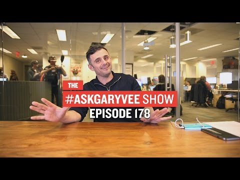 #AskGaryVee Episode 178: How to Grow Brand Awareness, Outsourcing Chores & Meeting Fans