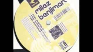 Milez Benjiman - Crucify