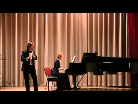 Gluck Melodie from Orfeo ed Euridice - S. Mikhailovsky, L. Gromoglasova