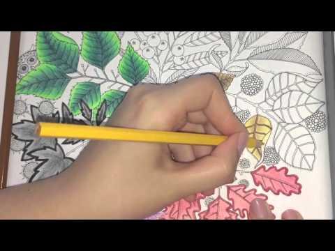 Secret Garden Coloring Book (Page 7)