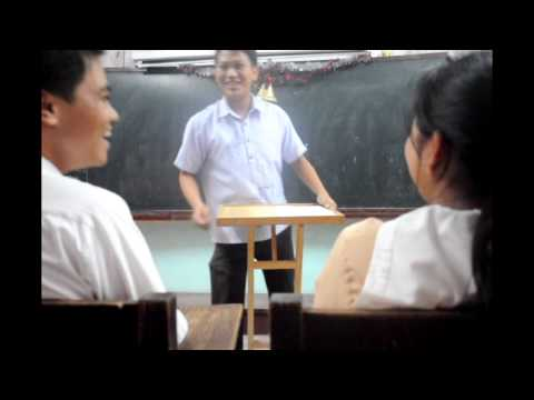 Commercial: Project in Drama (Group 1- III-Faith)