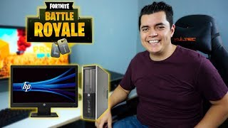 PC Gamer for $150 USD to play Fortnite and as picking another like this - Proto Hw & Tec