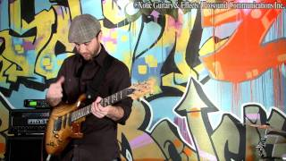 DAVE WEINER with Xotic EP & RC Booster, BBP-MB and EWS Brute Drive