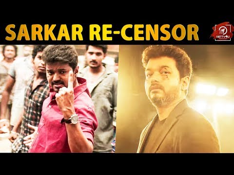 Big: Sarkar re-censored and changed! Details here! Vijay | Sarkar