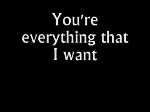 Everything I Want- Matthew Puckett-w/ lyrics