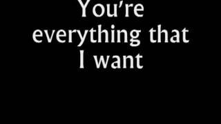Everything I Want- Matthew Puckett-w/ lyrics