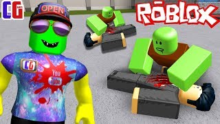 THESE ZOMBIES TAKE OVER THE WORLD! Created ZOMBIES to GET survival in the city Roblox Infection Inc
