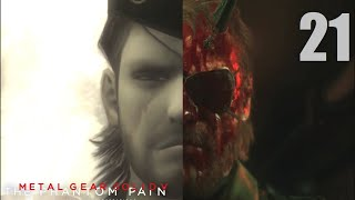 Metal Gear Solid V:Phantom Pain Walkthrough Part#21, THE DEVIL (Complete story)(No commentary)