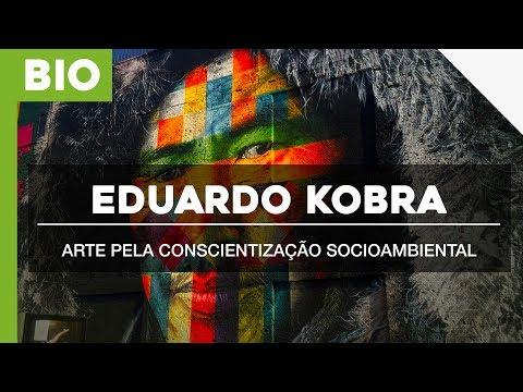 Eduardo Kobra | Arte pela conscientização socioambiental