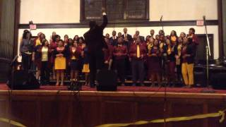 Howard University Community Choir - Better (Tye Tribbett)