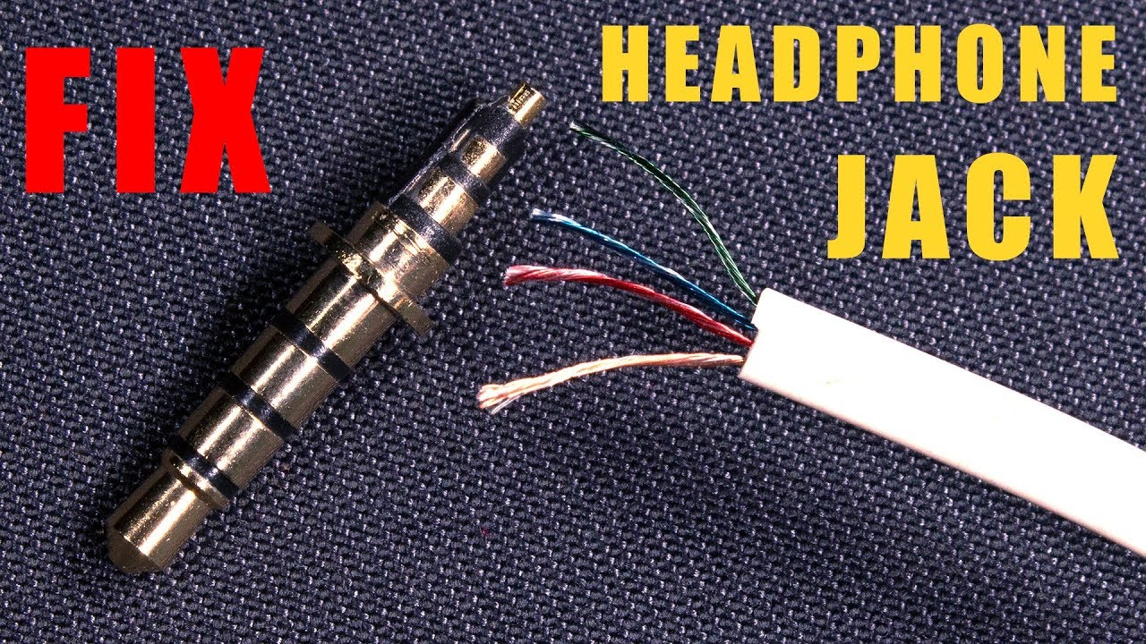 Fix - Repair EARPHONE/HEADPHONE JACK - YouTubeYouTube