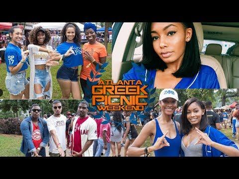 SUMMER VLOG SERIES EPISODE 10: THE GREEK TAKEOVER!! AGP WE LIT!!!