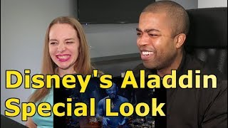 Disney's Aladdin - Special Look: In Theaters May 24  ( MOVIE / REVIEW / REACTION 🔥)