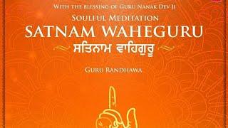 Satnam waheguru || Guru Randhawa || vee music
