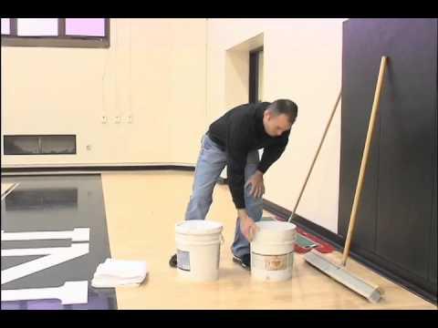Schmidt Athletic Floors, Gym Floor Maintenance