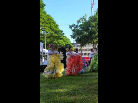 Boricuas de Hawaii - Hispanic Festival 2015