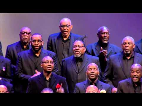 "Concord Men's Choir perform ""Thank You"" for Men's Day 2015"