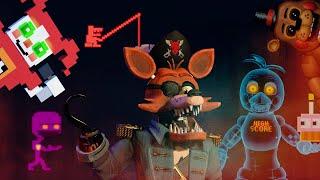 "Ultra Custom Night ""DIVERTIDO PERO MORTAL"" (FNAF Game)"