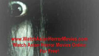 Watch Top Asian Horror Movies Online For Free