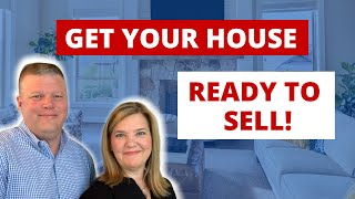 How to Get Your House Ready to Sell | 5 Tips + BONUSES!