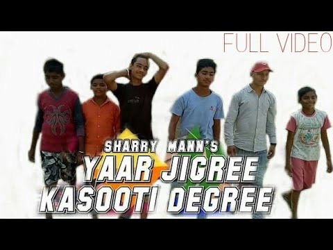 Yaar jigree Kasooti Degree New songs 2018 (Djpunjab.com)
