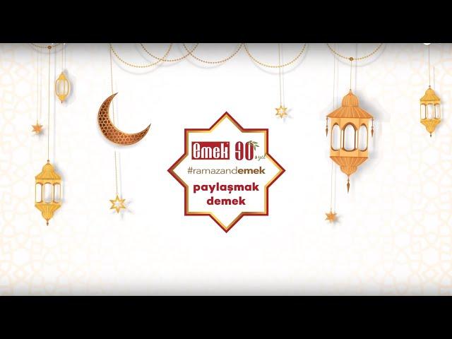 Ramazan Demek Paylaşmak Demek