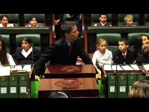 An Act Of Parliament - Civics and Citizenship Musical - Music & Lyrics by Michael Travers