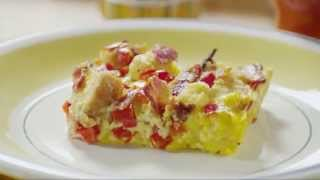How to Make Charleston Breakfast Casserole
