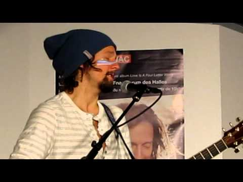 Jason Mraz - Be Honest - Paris showcase
