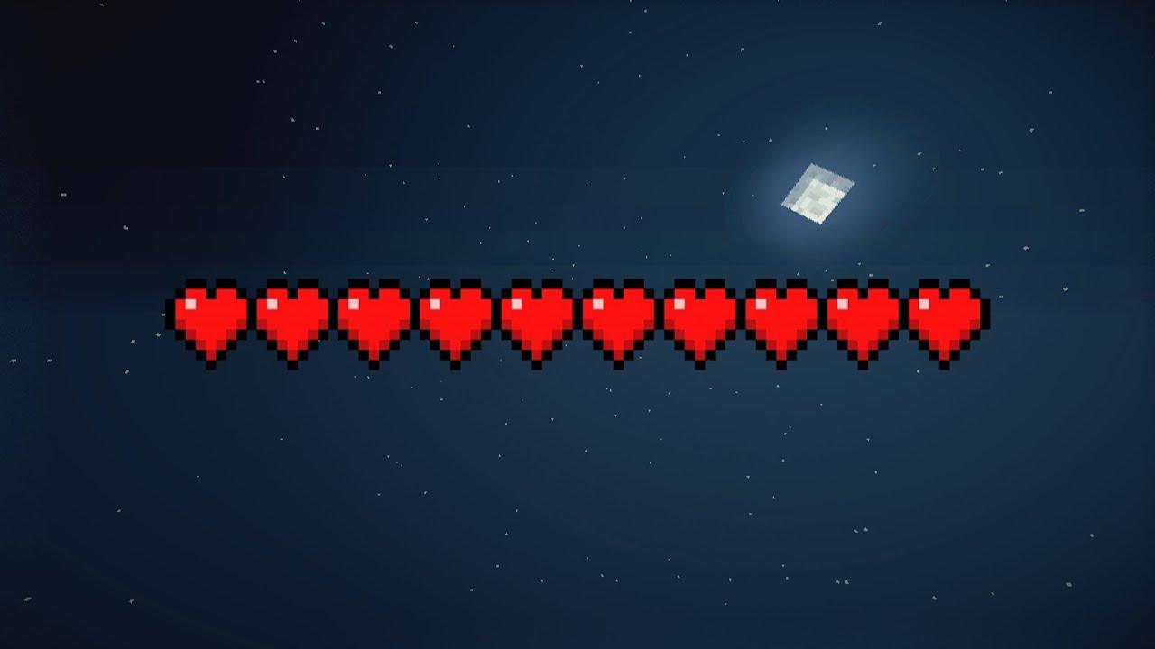 Minecraft | 10 Hearts