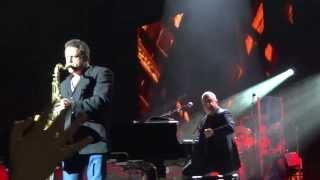 Billy Joel Scenes From An Italian Restaurant,  The O2, The Point, Dublin 1 Nov 2013,  9 of 12