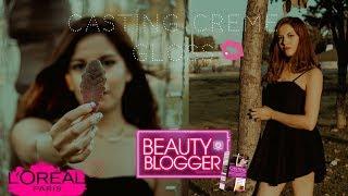 #QuieroSerChicaCasting -L´oreal Paris || #Porquecasting || BEAUTY BLOGGER DEL AÑO || Yaanie
