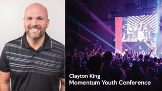 """Momentum Youth Conference 2017 Clayton King main session -  """"Waiting for Number Seven"""""""