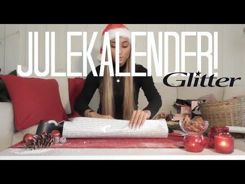 Jeg overrasker Synne med syk Glitter-kalender!!