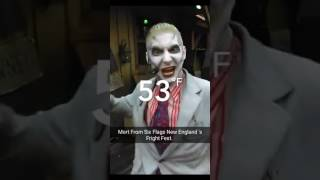 Snapchat takeover: Six Flags New England takes followers to Fright Fest