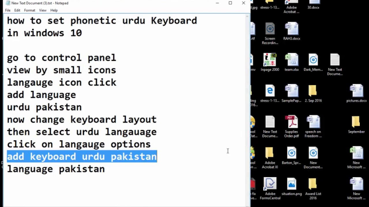 21 how to set phonetic keyboard in windows 10