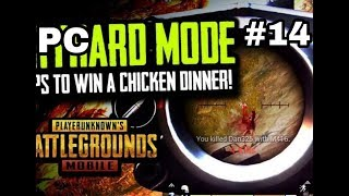 PUBG MOBILE #14 PC Game Play Live Stream HINDI/URDU